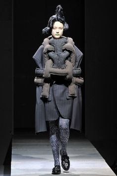 Comme des Garçons | Paris | Inverno 2015 - Vogue | Inverno 2015