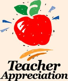 This one is for my mother--- a lovely, fun, and creative teacher! Check out ways to appreciate teachers!