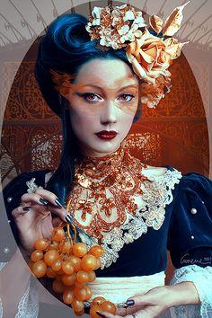 002 portrait photography cunene Portrait Photography by Elena Zanotti
