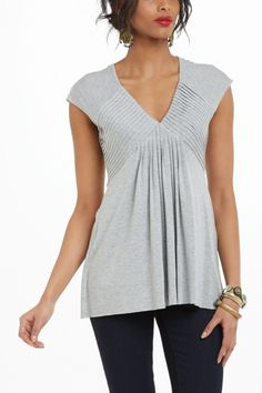 Bowery Tunic - Anthropologie.com