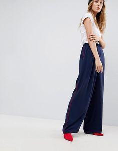 Robe fourreau en fibres naturelles - RougeAsos Tall OkSe4tNblk