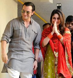 Bollywood Said and Kareena Wedding Pics