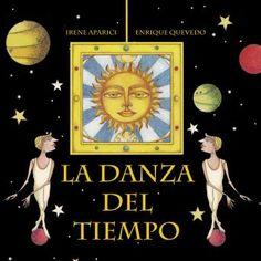 5-7 AÑOS. La danza del tiempo / Irene Aparici. ¿Te gusta mirar las estrellas? ¿Sabes cómo se llaman los planetas de nuestro sistema solar o por qué los planetas tienen nombres de dioses? ¿Cuál de ellos es el más rápido? ¿Cuánto dura un día jupiterino? ¿Y un año marciano? Nuestro universo es un asombroso espectáculo en el que las estrellas y los planetas bailan acompasados. Tal vez, después de leer este cuento, cuando mires al cielo estrellado por la noche, veas cosas diferentes.