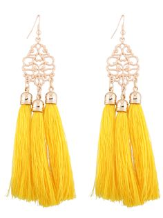 GET $50 NOW | Join RoseGal: Get YOUR $50 NOW!http://m.rosegal.com/earrings/alloy-engraved-tassel-earrings-1086415.html?seid=10u4urnrgpcpl5m7l7mr20q173rg1086415