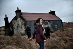 Laetitia Vancon intimately portrays young Scots in island communities that are gradually losing their inhabitants.