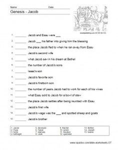 God Promised Abraham Word Search