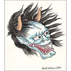 Rick Walters Still Hates You Art Print Legendary American Traditional Tattoo