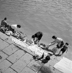 Série cidades. Porto, décadas de 50/60. Ponte Nova, Alter Do Chao, Douro, Algarve, Lisbon, Portuguese, Old Photos, Rio, Memories