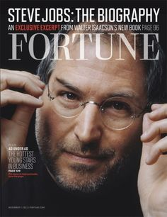 Steve Jobs and Bill Gates (Fortune, November 2011) They were the best of frenemies for nearly 30 years. Walter Isaacson has the inside story.