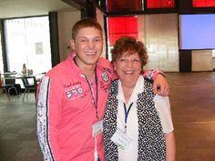 Kris Stelljes und ich beim IMK 2012