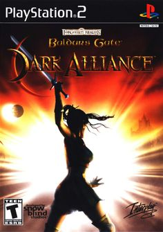 """Baldur's Gate: Dark Alliance"" > 2001 > Playstation 2 (PS2) > Role-Playing Game (RPG) / Third-Person 3D Action RPG / Hack & Slash"
