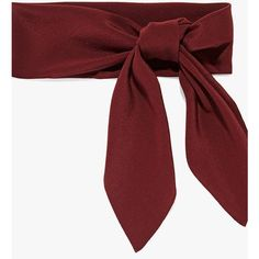 Silk Neck Scarf ($77) ❤ liked on Polyvore featuring accessories, scarves, red, pure silk scarves, silk shawl, red scarves, red shawl and silk scarves