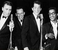 Rat pack at the CAl Neva who frequently used the secret tunnels.