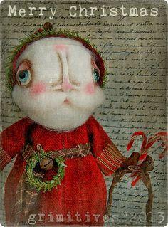 grimitives: Gallery of Dolls