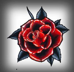 black roses tattoo - Buscar con Google