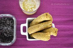 Moje nejoblíbenější jídlo, když jsem byla malá, byly nudle s mákem. Mohla jsemje jíst každý den.Když jsem začala s GAPS, hodně dlouho jsem mák vůbec nemohla jíst, nedělal mi dobře. O těstovinách ani nemluvě.Když jsem ale pekla makový závin do naší kuchařky, mák jse… Thing 1, Paleo, Low Carb, Bread, Ethnic Recipes, Diet, Beignets, Poppy, Casserole