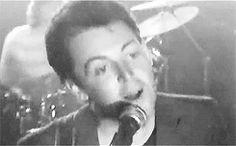 Paul's singing