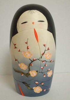 Ume (plum) blossom by Ryouka Aoki