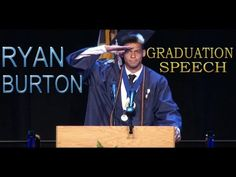 Funniest Graduation Speech of All Time - YouTube