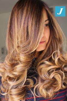 L'eleganza del Degradé Joelle. #cdj #degradejoelle #tagliopuntearia #degradé #igers #musthave #hair #hairstyle #haircolour #longhair #ootd #hairfashion #madeinitaly #wellastudionyc