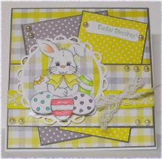 Life may not always be the party we hoped for, but while we are here we might as well be crafty! Easter Bunny, Easter Eggs, Spring Images, Xmas, Paper Crafts, In This Moment, Crafty, Handmade Cards, Bunnies