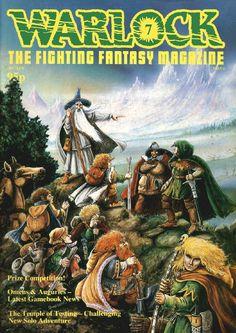 Warlock The Fighting Fantasy Magazine #7