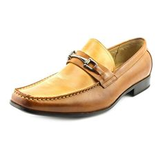 Stacy Adams Men's 'Lewis' Leather Dress Shoes (Size 13 ) - Overstock™ Shopping - Great Deals on Stacy Adams Loafers