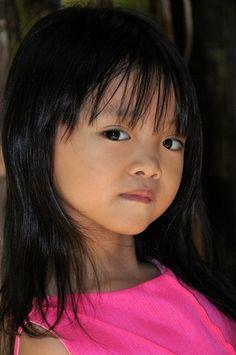 angel little philippine girl