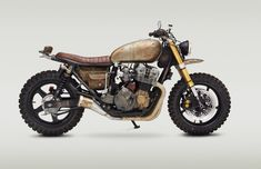 Classified Moto Daryl Dixon Motorcycle