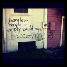 Society fails.