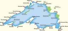 Circle Tour of Lake Superior, Minnesota Rovers presentation