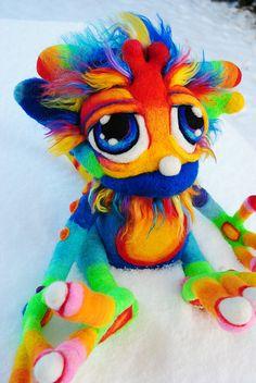 Rainbow Sprite Goblin