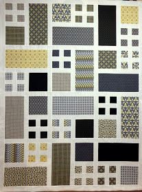 CW QUILTS....sometimes: Easy Modern Quilt!