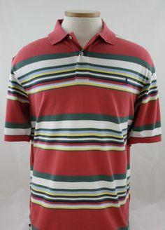 Big /& Tall New $48 Chaps Men's Polo Shirt White Cotton SS 3XB or 4XB