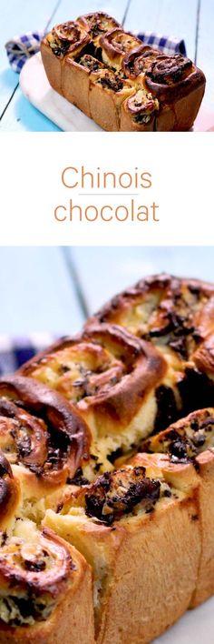 Découvrez cette brioche au chocolat, comme vous n'en avez jamais mangé. Idéal pour un brunch !