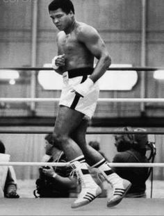 My man! The one and only and the greatest Muhammed Ali!