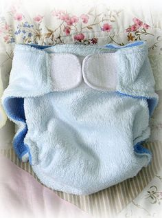 More free cloth diaper patterns