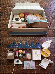 Finders Keepers: Birthday in a Box
