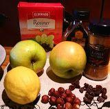 Bakte epler med is - Kjærestemat Dessert, Apple, Fruit, Food, Apple Fruit, Desserts, Eten, Postres, Meals
