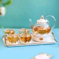 Apollo Box, Tea Pot Set, Tea Gifts, Flower Tea, Tea Art, Tea Service, Cupping Set, Kitchenware, Tableware
