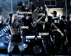 Ringa Linga, Hanbin, Picture Photo, Bobby, Travel Photos, Taehyung, Music Videos, Monster Trucks, Lisa