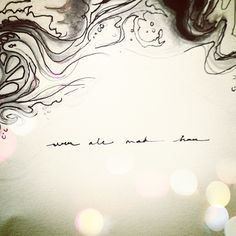 Photo by jessicaraesommer • Quotes- tattoo inspiration. We are all mad here - Alice in wonderland
