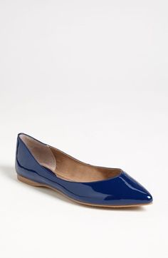 BP. 'Moveover' Pointed Toe Flat available at #Nordstrom for when your feet hurt