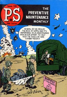 PS Magazine Issue 159 1966 Series :: PS Magazine, the Preventive Maintenance Monthly