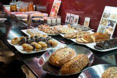 Desayuno en Silken Reino de Aragón. Más info: http://www.hoteles-silken.com/hoteles/reino-de-aragon-zaragoza/servicios/