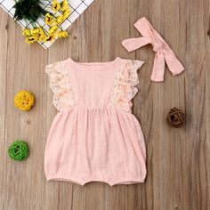 Tianhaik Toddler Girl Sleeveless Rompers Ruffled Floral Jumpsuit Wide Leg Pants Outfits