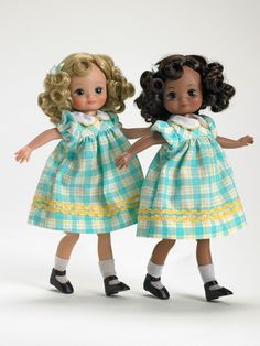 Yesteryear Betsy & Dru by  Tonner Doll Company...Betsy McCall