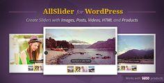 AllSlider v1.1.3 – WordPress Mobile & Responsive Slider Carousel