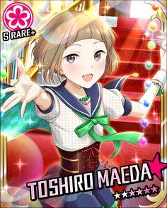 Touken Ranbu/Maeda Toushirou