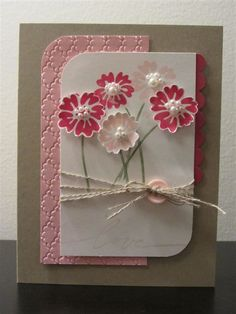 Flower Power by psydor - Cards and Paper Crafts at Splitcoaststampers